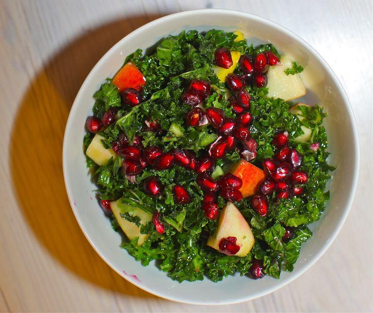 Grønkålsalat