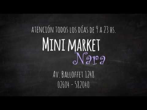 Activa Mujer 221 - MiniMarket Nara - Promos de 9 a 23hs - Imperdibles
