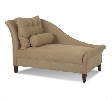Camel lincoln chaise lounge for the study we need a for Bay window chaise lounge