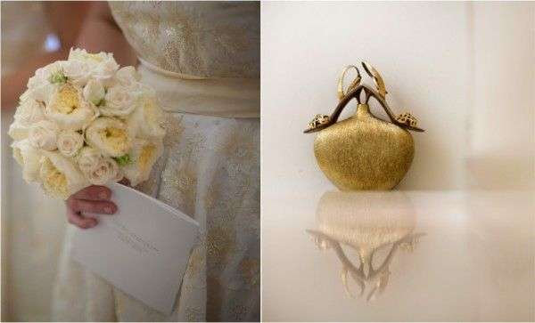 Gold bridesmaids details by SposiamoVi.it www.sposiamovi.it