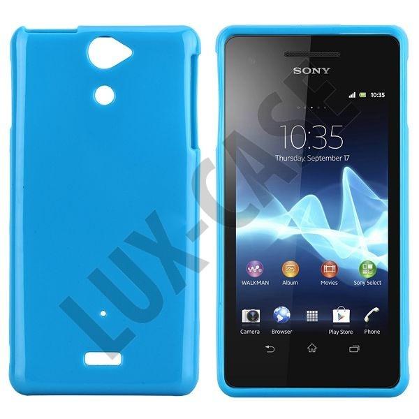 Blå Sony Xperia V Deksel