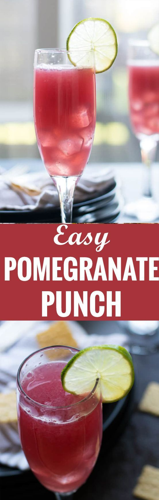 Pomegranate punch recipe non alcoholic is healthy drink nicely created to be served in parties otherwise to treat ourselves with fresh fruit. This is perfect for summer and party