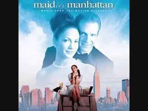 Alan Silvestri - Maid in Manhattan - YouTube