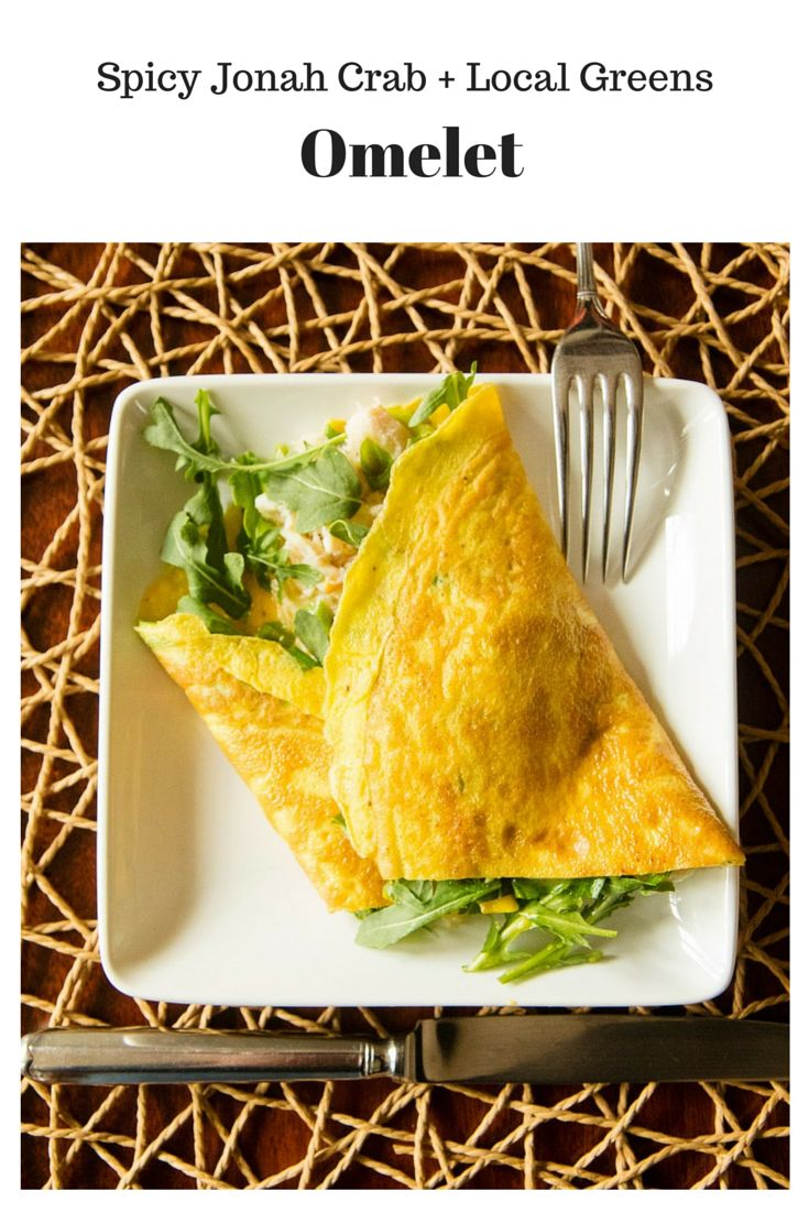 A delicious recipe for a spring breakfast, brunch or supper, featuring sustainable ingredients.