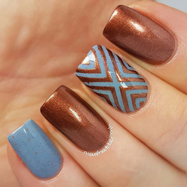 148 best my nail art swatches images on pinterest swatch ps nail stencil nail art madhattermh prinsesfo Gallery