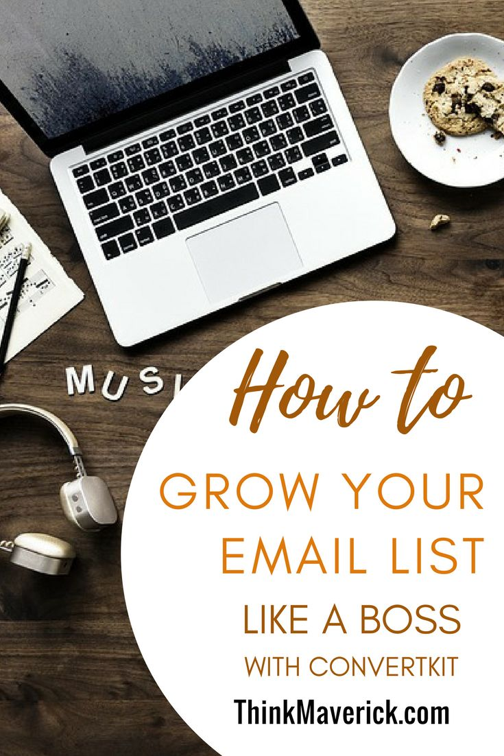 Wondering how to build a system that will generate a 4400%ROI ? Want to get the best return for every single dollar spent in marketing? Then you should start building an email list. If you haven't started your email list yet check out this post and learn how to grow your email list a boss with convertkit! #emailmarketing #convertkit #marketingtips Setting up ConvertKit | Tutorial for Bloggers | Step-by-step instructions to set up ConvertKit