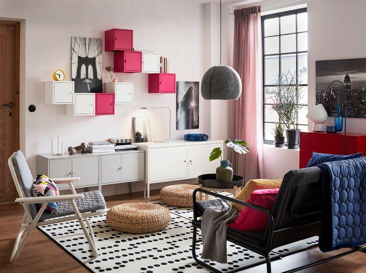 Wohnzimmer katalog ~ Besten ikea wohnzimmer mit stil bilder auf