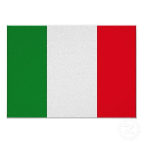 pictures of italian flags