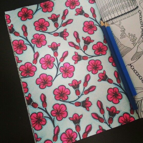 Het Tweede Enige Echte Kleurboek Voor Volwassenen Kleine Bloemen Pattern IdeasAdult ColoringColouringFabric