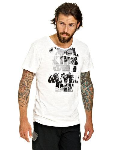 Revolution T-skjorte  (White) - Smartguy.no - $210nok