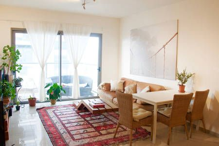 Check out this awesome listing on Airbnb: Tel Aviv Skyline Luxury Appt - Apartments for Rent in Tel Aviv-Yafo - Get $25 credit with Airbnb if you sign up with this link http://www.airbnb.com/c/groberts22