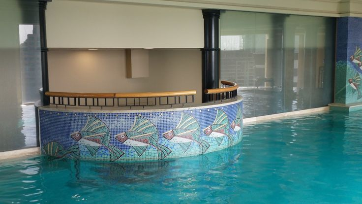 Pool at the Quay West Suites Sydney