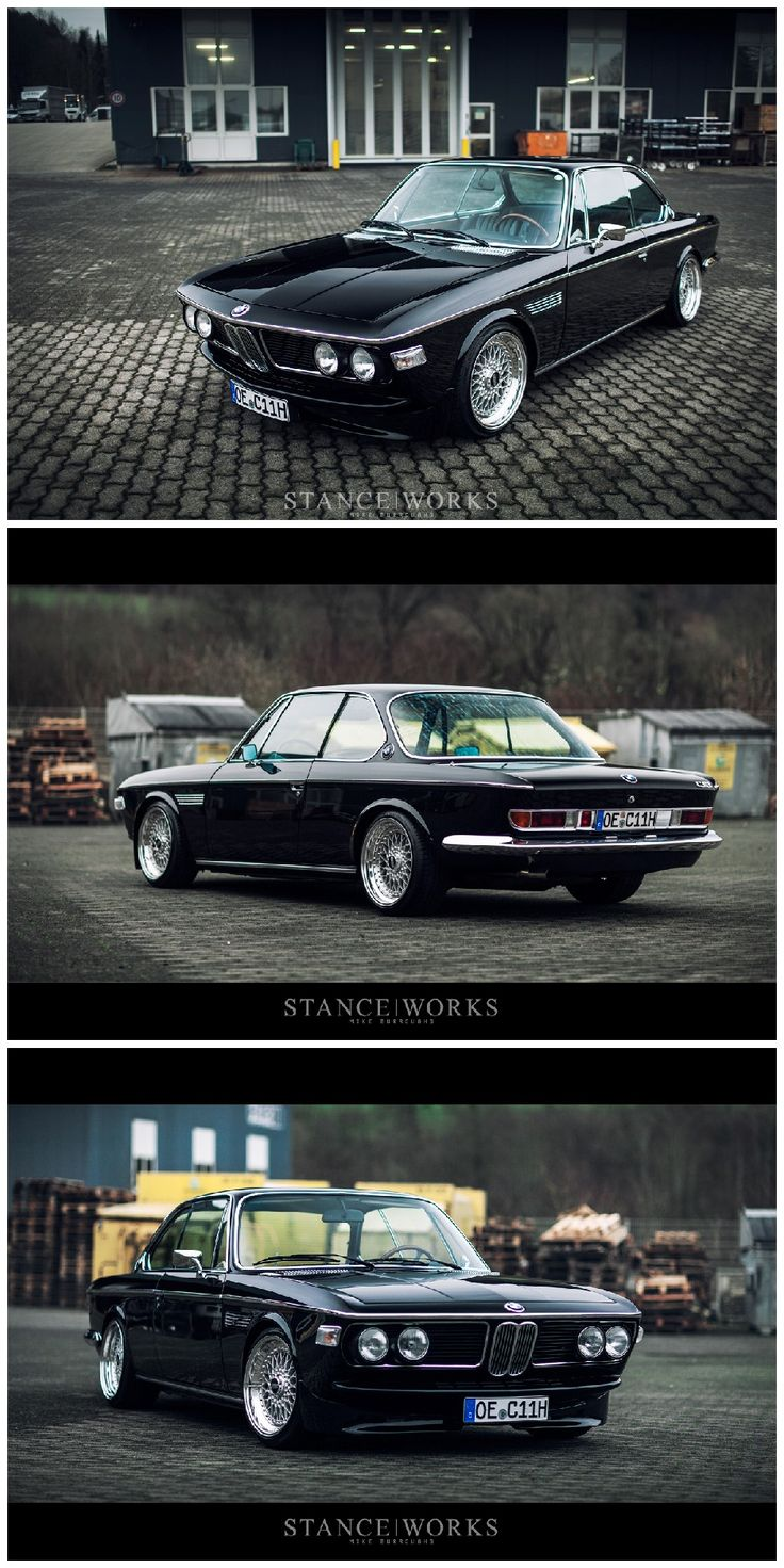 BMW E9 3.0 CSi #RePin by AT Social Media Marketing - Pinterest Marketing Specialists ATSocialMedia.co.uk