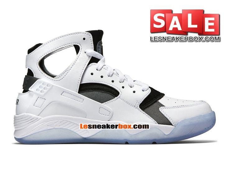 Baskets Air Huarache 318429 108 White Metallic SilverNike Yaz3dfG3