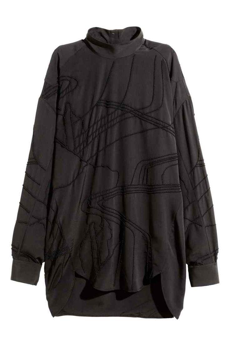 Blusa con cuentas | H&M