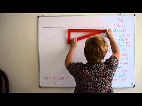 molde, corte e costura : Vídeo aula 11: Todos os tipos de Godê