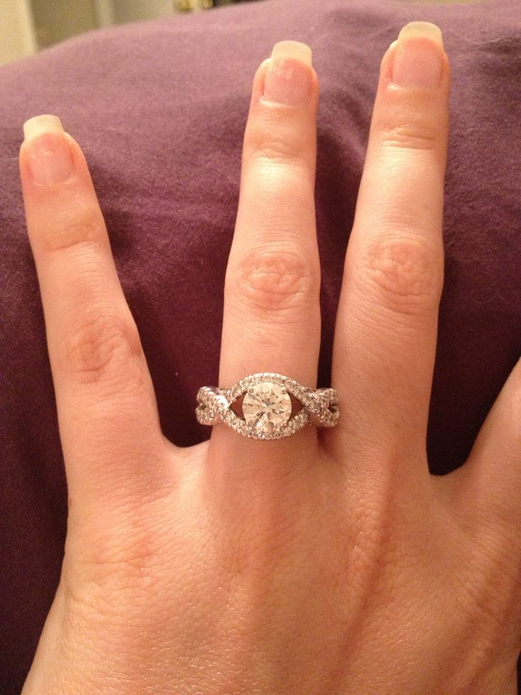 13 best Engagement rings images on Pinterest Engagement rings