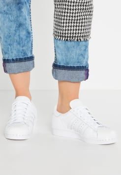 adidas Originals - SUPERSTAR 80S  - Baskets basses - white