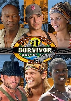 cds dvds vhs: Survivor Redemption Island New Sealed 6 Dvd Set Complete Season 22 BUY IT NOW ONLY: $41.99