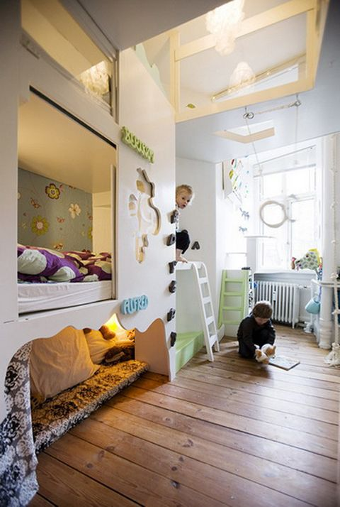 Cool Kid Bedrooms Interesting Design Decoration