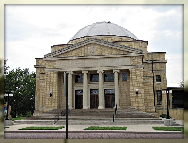 First Presbyterian Church, Arkansas City, Kansas