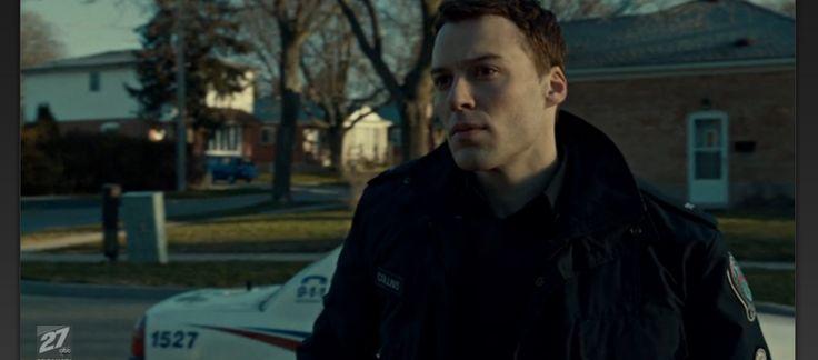 my screencaps--Rookie Blue--Peter Mooney 'Under Fire'