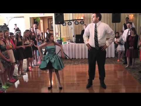 YouTube: Best Father Daughter Dance Ever - Comedian Mike Hanley and his daughter Jessica