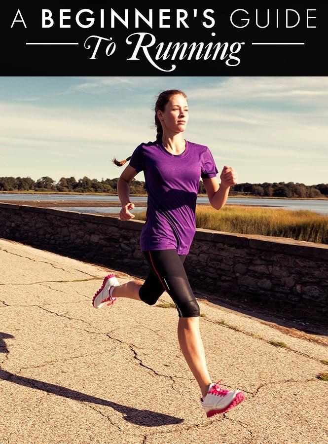 A Beginner's Guide to Running