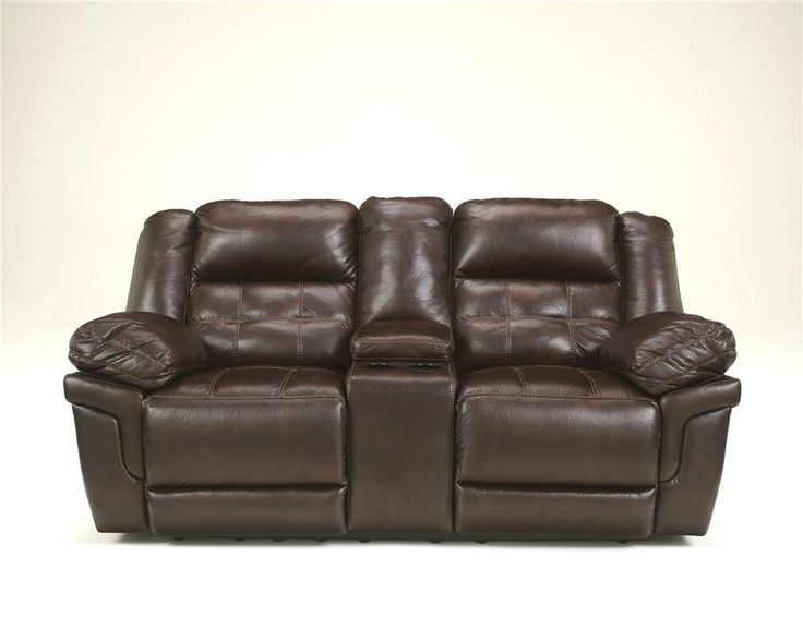 25+ Best Ideas About Ashley Leather Sofa On Pinterest | Brown