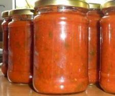 Przepis Sos paprykowo-pomidorowy :-) przez magi1 - Widok przepisu Dodatki