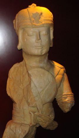 IBERIA. (Pre-Roman Spain) - Guerrero ibero de Porcuna - Iberos - Wikipedia, la enciclopedia libre
