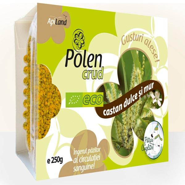 http://www.apigold.ro/en/polen-crud/product/7-polen-crud-bio-eco-castan-dulce-si-mur-250g
