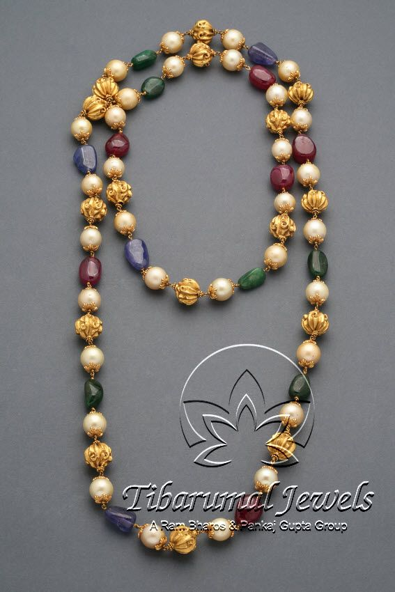 Mala | Tibarumal Jewels | Jewellers of Gems, Pearls, Diamonds, and Precious Stones