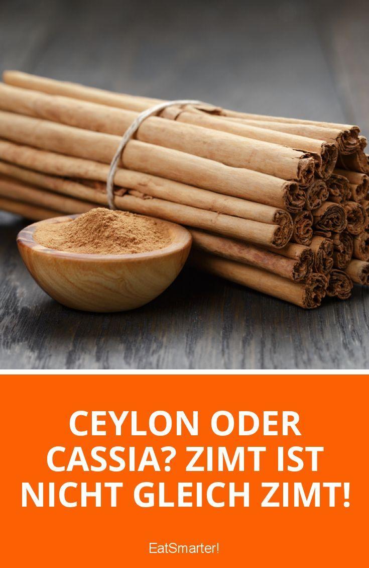 Ceylon oder Cassia? Zimt ist nicht gleich Zimt! | eatsmarter.de