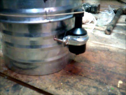 Generador Casero Eolico inventos caseros Eolico Home Generator (segunda ...