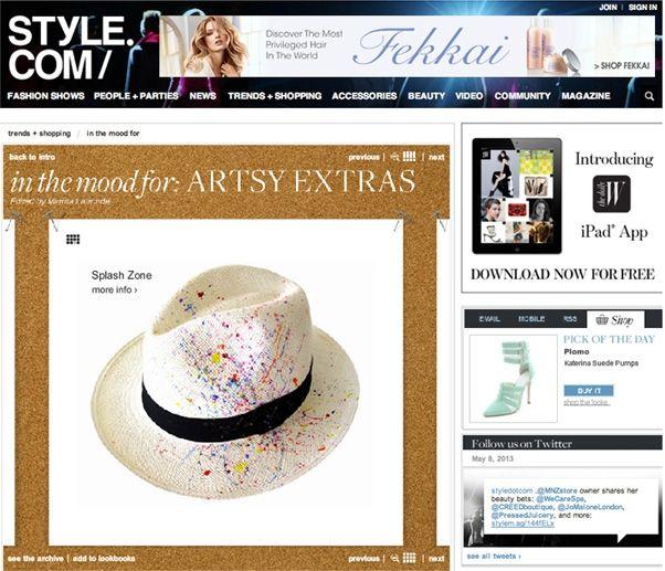 Panama Hats by Sensi Studio #artesanal #ecuador #sensistudio #fashion