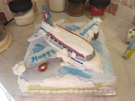 Cake By Design Aberdeen : 58 best images about Pla c on Pinterest Airplane cakes ...