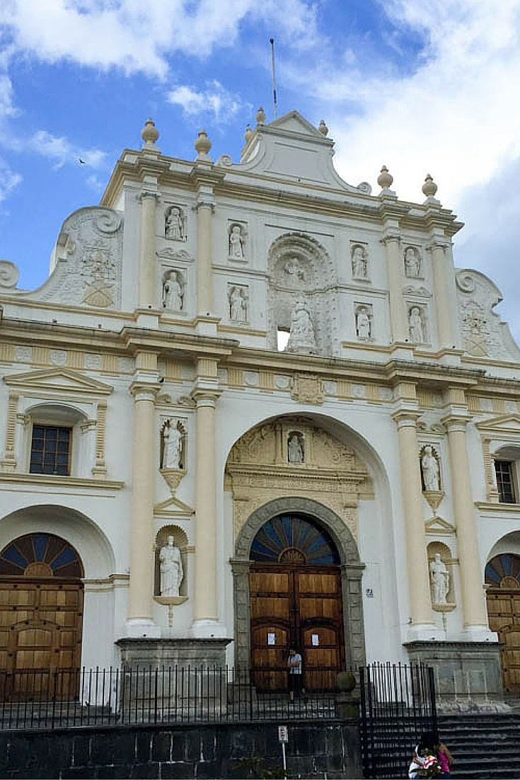 Antigua, Guatemala offers a variety of activities for every traveler, check out some of the best.