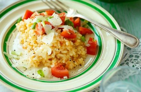 Recept tomatrisotto