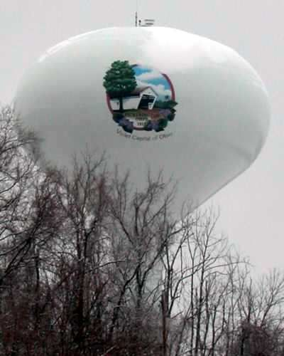 Abandoned Places Medway: 32 Best Images About Ohio Water Towers