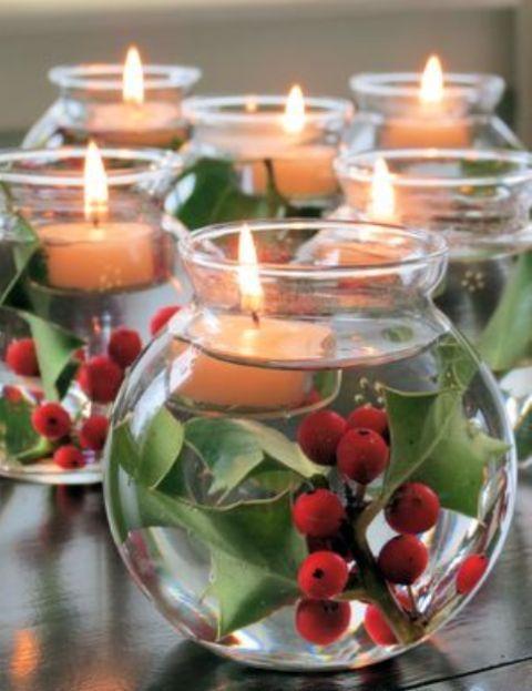 46 Cranberry Christmas Décor Ideas