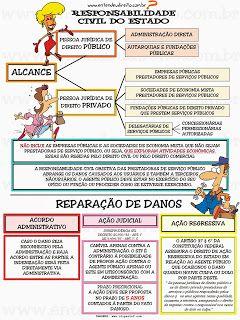 ENTENDEU DIREITO OU QUER QUE DESENHE ???: RESPONSABILIDADE CIVIL DO ESTADO