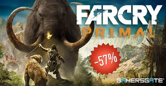 Far Cry Primal Promotion Best Price