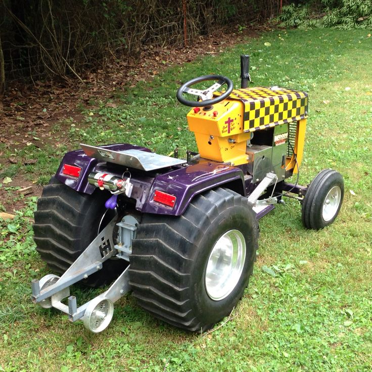 22 Best Cub Cadet Garden Tractor Pulling Images On Pinterest Tractor Pulling Cubs And Hot Rods