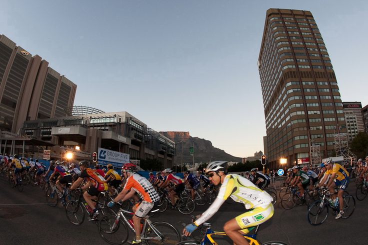 8 March 2015 The world's largest individually timed cycle race, formerly known as The Argus, sees up to 35 000 cyclists annually on the 109km route.
