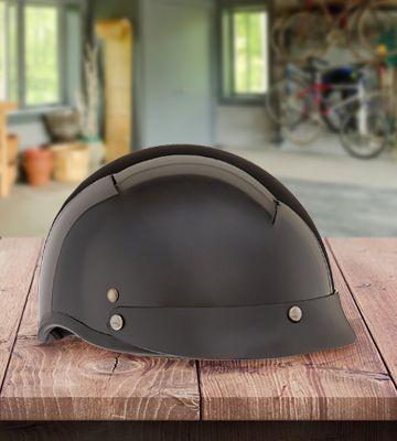 VCAN V531 Cruiser Half Helmet