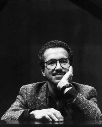 Keith Jarrett.