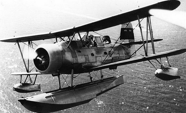 A Curtiss SOC-1 by FrigateRN