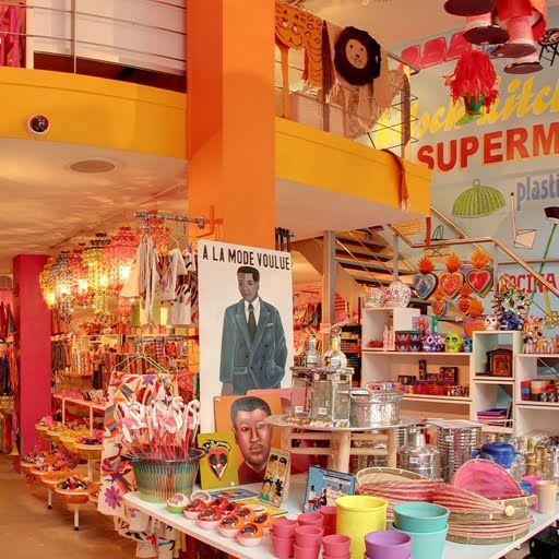 Kitsch kitchen, Amsterdam