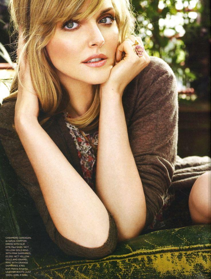 Sophie Dahl - David Gubert - 2010 #Makeup by Lisa Eldridge http://www.lisaeldridge.com/gallery/celebrities/